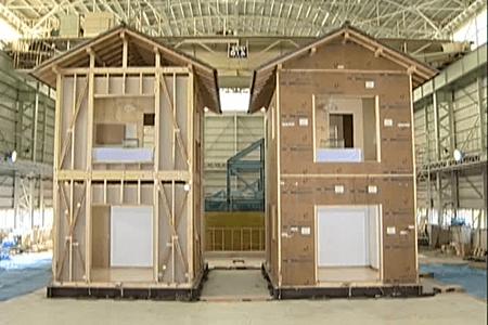ダイライト構造の家